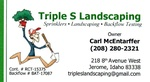 Triple S Landscaping