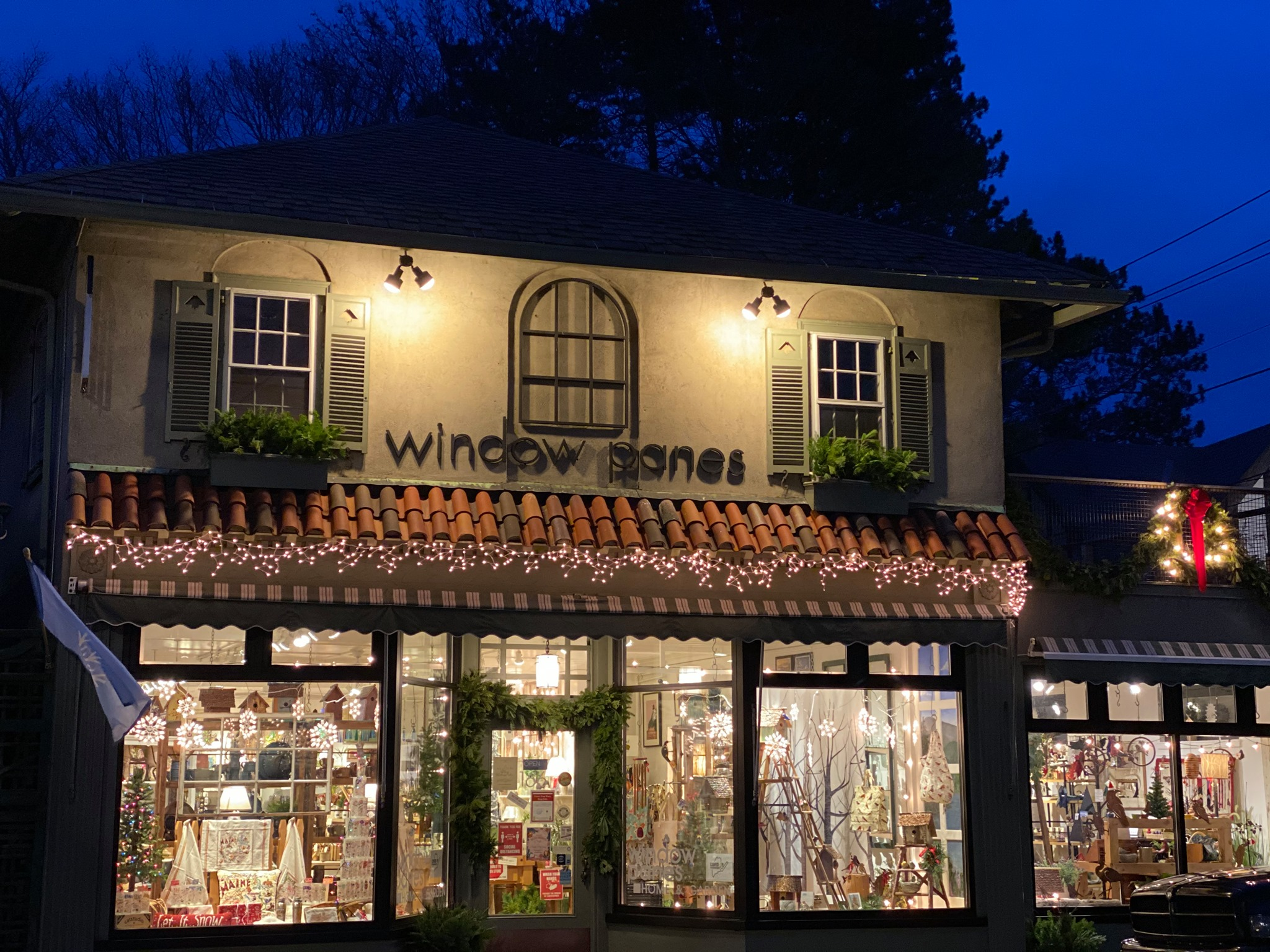 Holiday Shopping in Bar Harbor: Visit Safely In-Person, or Online!