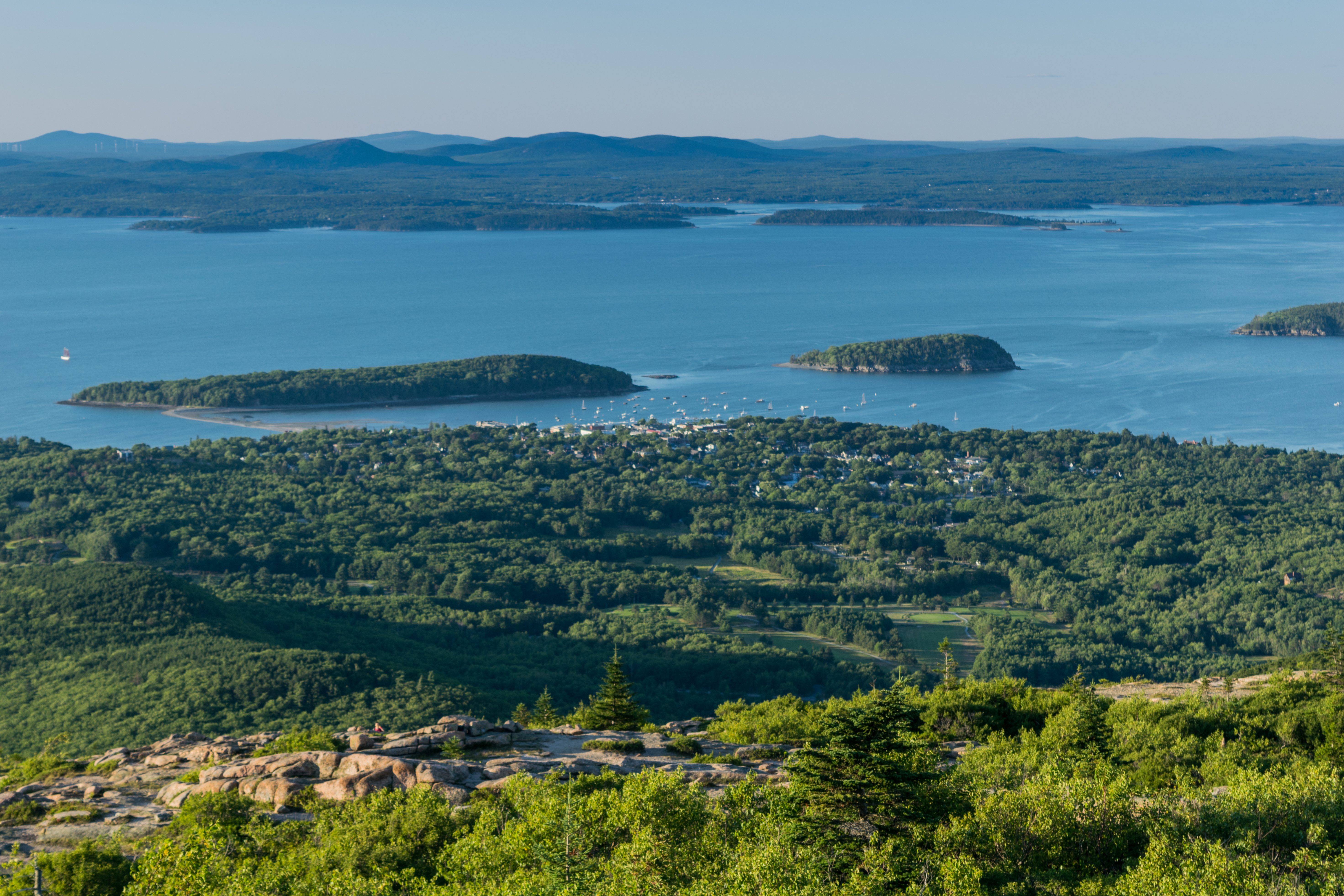 Image for 8 Things You Need to Know About Acadia National Park's Vehicle Reservation System for Cadillac Mountain