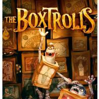 Seaside Cinema - Boxtrolls