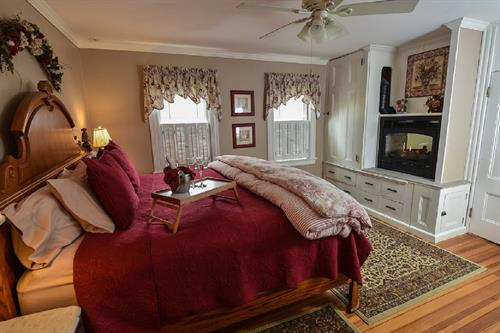 Acadia Suite at Saltair Inn Waterfront B&B