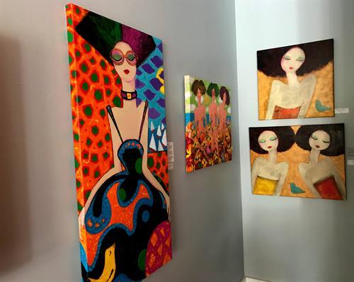 D'Alessio Gallery Bar Harbor image