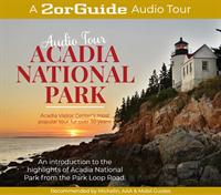 Acadia Audio Tours