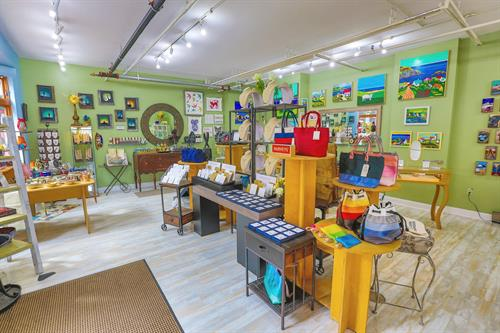A LITTLE MAD: A Curiously Unique Gift Shop & Gallery