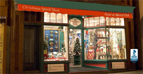 Christmas Spirit Shop