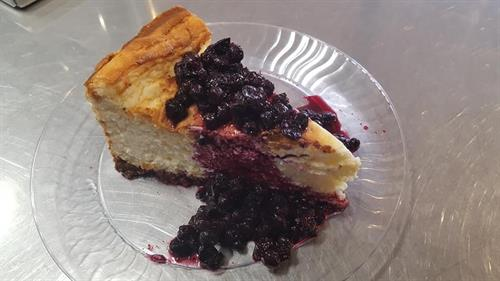 Gallery Image Homemade_cheesecake._blueberry_compote.JPG