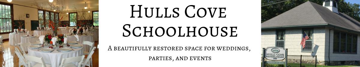Hulls Cove Schoolhouse