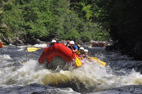 Bar Harbor Rafting Trips