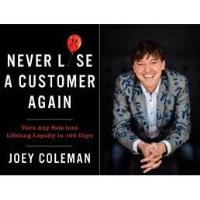 This is BIGGER THAN BIG Joey Coleman Presents: Never Lose a Customer Again!