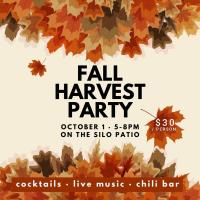 SILO Fall Harvest Party