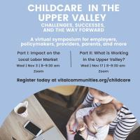 Childcare In The Upper Valley Part 2 - Impact On The Local Labor Market