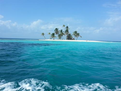 Blissful San Blas Island in Panama