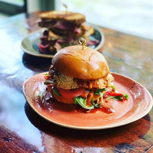 Fried Chicken Sandwich 2020
