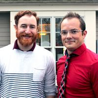 Dr. SHawn Morris and Dr. Nicholas Pittman