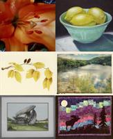 Ledyard Gallery Opening Reception: Cardigan Mountain Art Association
