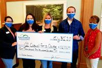 Bar Harbor Bank & Trust Employees Donate More Than $10,000 Collected During Q2 to Northern New England Non-Profits