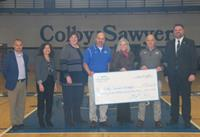 Bar Harbor Bank & Trust Makes $25,000 Donation to Colby-Sawyer College