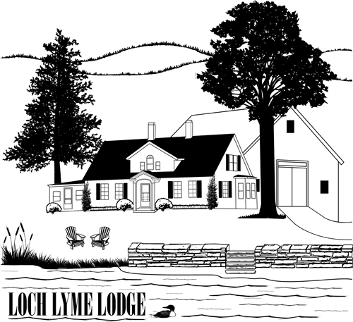 artist rendering of Lodge