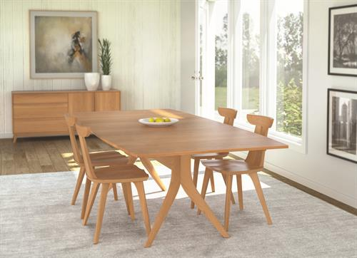 Catalina Dining in solid Cherry