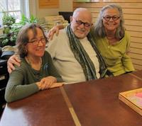 Beloved Tomie dePaola's annual Thanksgiving weekend visit