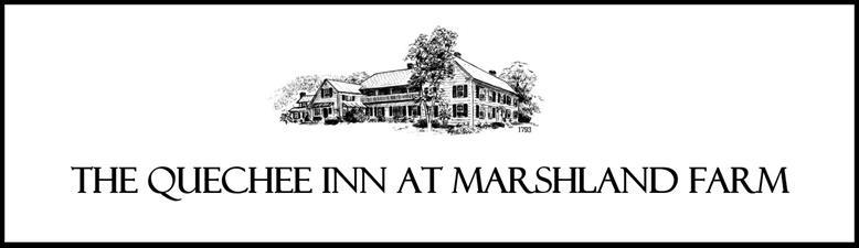Quechee Inn at Marshland Farm, The
