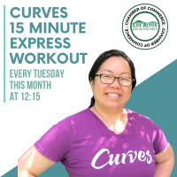 Curves 15-minute Express Workout