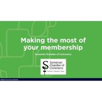 Making the Most of Membership