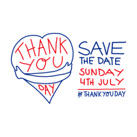 Let's Make Sunday 4th July the UK's Biggest Thank You Party
