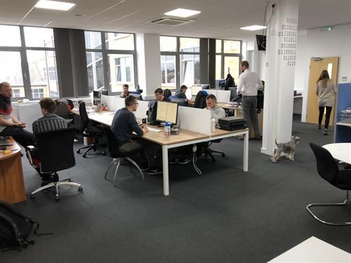 Eloquent office