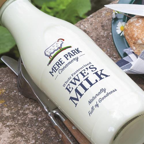 Mere Park Creamery - packaging