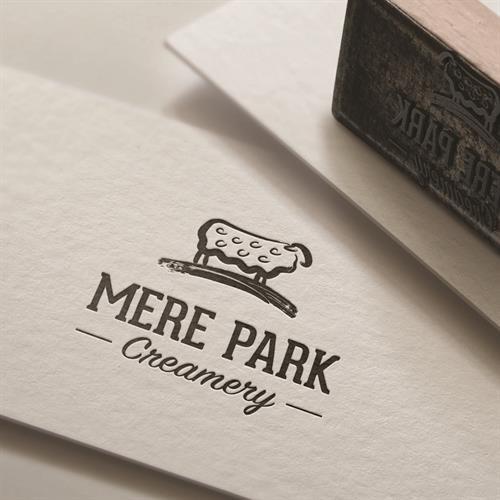 Mere Park Creamery - branding