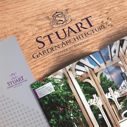 Stuart Garden Architecture - brand and literature suite