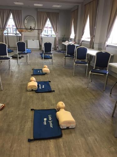 Safe training