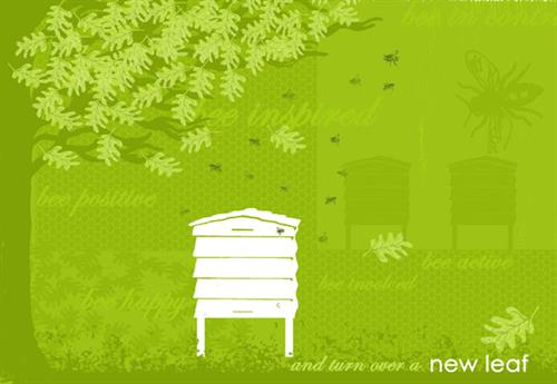 New Leaf supports local Beekeepers through their Bee Happy Stress Talks