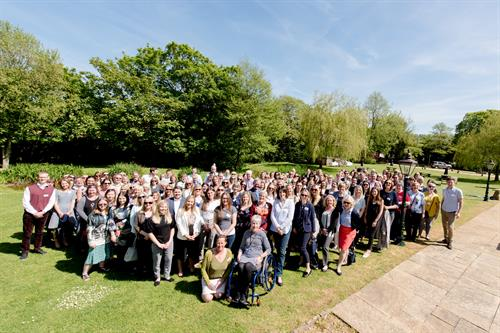 All Staff Photo 2019