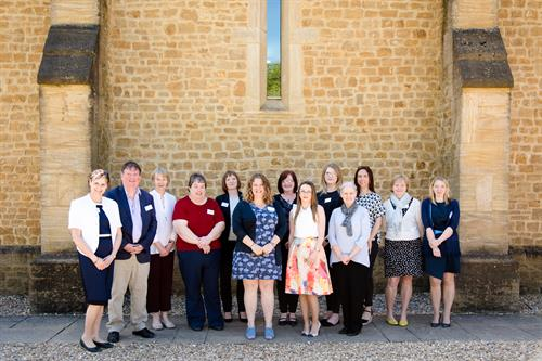 Our Sherborne team, May 2019