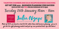 Get Set for 2021 - Business Planning for Success