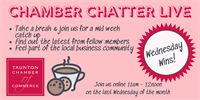 Chamber Chatter LIVE - Wednesday Wins