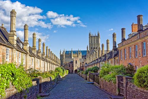 Historic Vicars' Close
