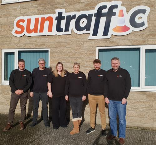 Our fabulous Hire & Sales Team - Give us a call on 0845 1230111