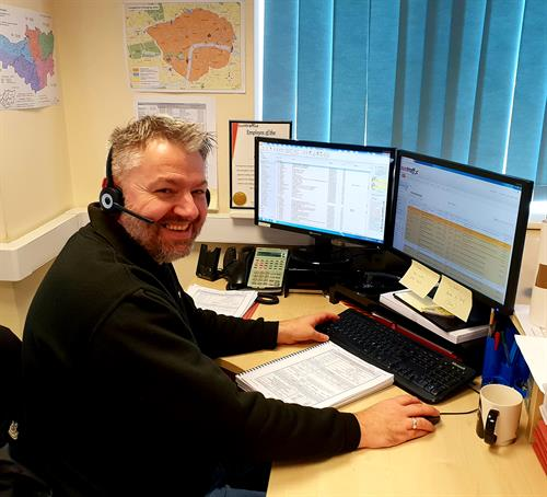 Give Mark our Senior Hire & Sales Administrator a call for a quote - 0845 1230111