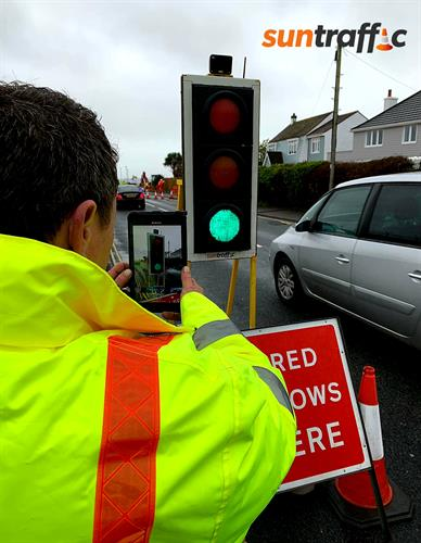 A Greenlight for a great career in Traffic Management