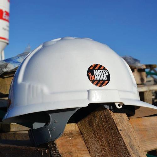 Mates in Mind Helmet Label