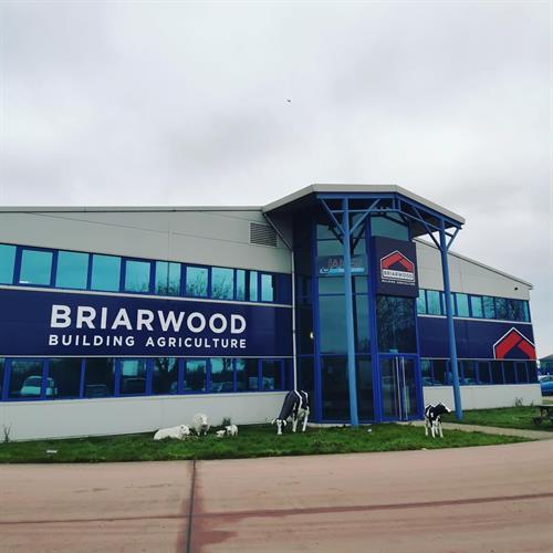 BRIARWOOD - COMPANY REBRAND