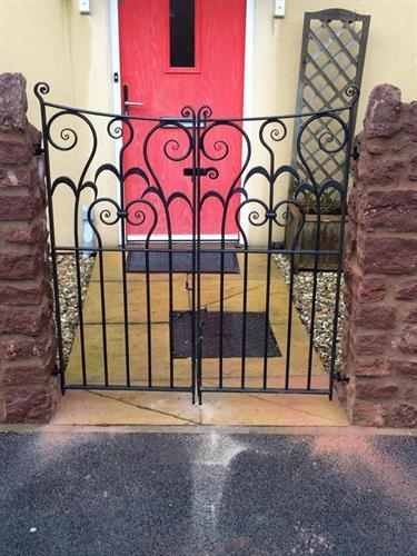 Gate picture