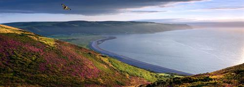 West Somerset coast