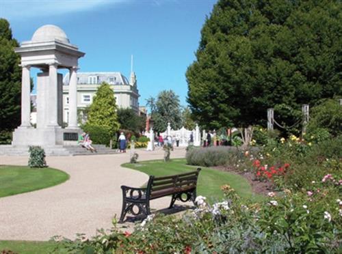 Vivary Park Taunton