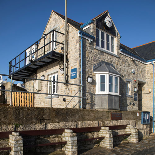 Lyme Regis Harbour Masters Office