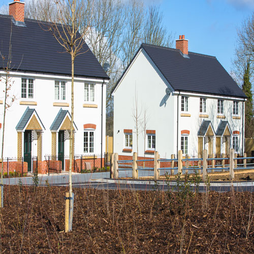 Timber Hill CLT, Yarlington Housing