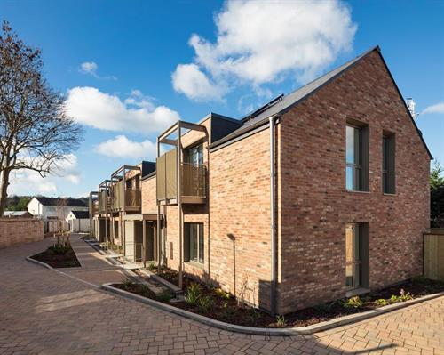 Passivhaus Social Housing for Bristol City Council - New Build
